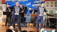 Mörser helfen mit  Musik in Wolfsburg und der Ukraine