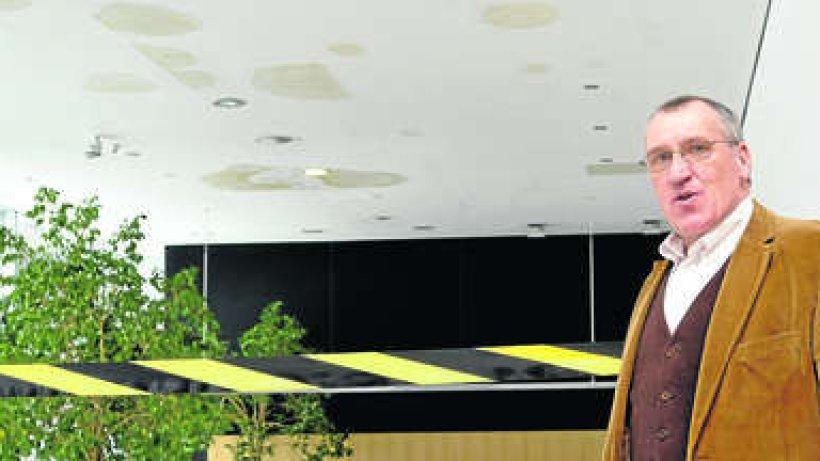 auch im congress park tropft es von der decke wolfsburg wolfsburger nachrichten. Black Bedroom Furniture Sets. Home Design Ideas