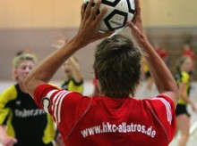 Die Landesliga-Handballer des VfB Fallersleben sind derzeit nicht zu stoppen.